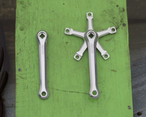Avocet Cranks