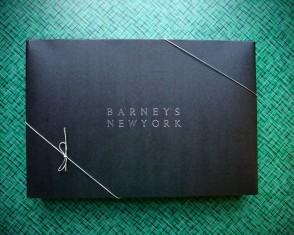 Barney's NYC Box