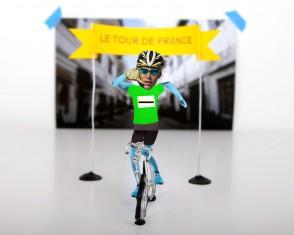 Cavendish Wins Again!