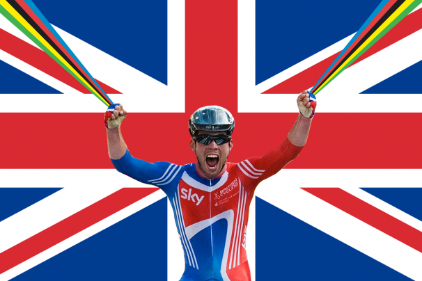 Mark Cavendish is a World Champion!