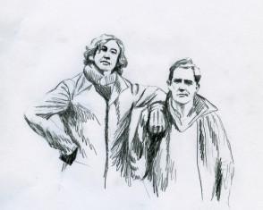 Coogan and Brydon