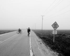 Gravel Road Ahead