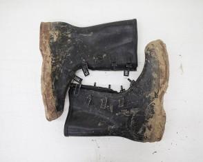 5 buckle Overshoes