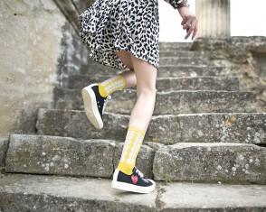 La Girafe Sportive Socks