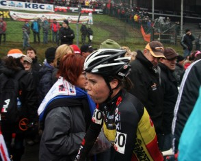 Zolder World Cup: Sanne Cant