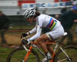 Zolder World Cup: Vos