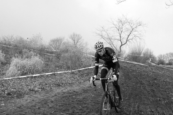 Chicago Cross Cup New Years Day