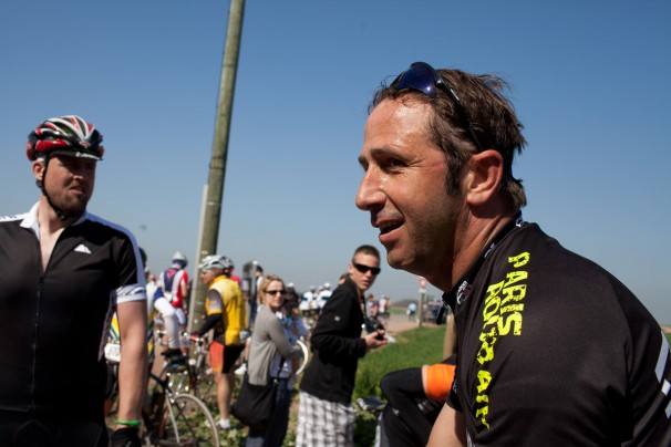 Andrea Tafi: Paris Roubaix