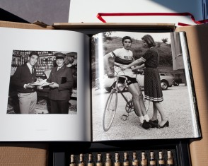 Eddy Merckx Book