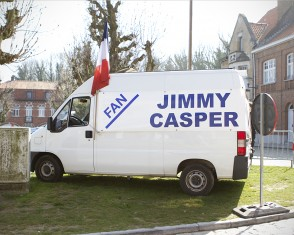 Jimmy Casper Fan Van