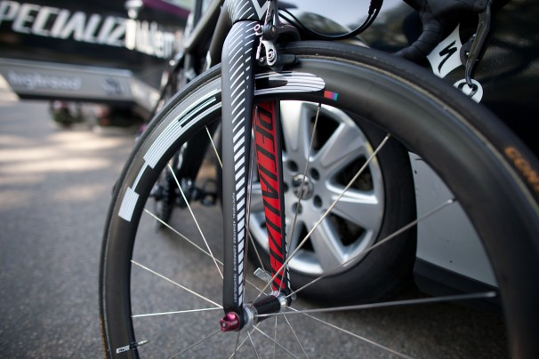 Ina Yoko Teutonberg's the Specialized S-Works Amira SL4