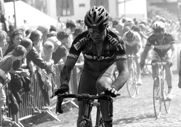 Team BMC at the Tour de France