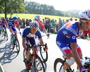 Ben King Cyclist