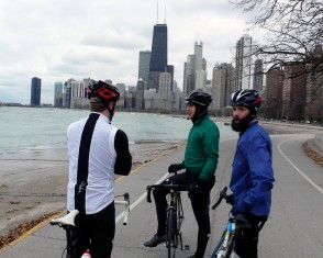 Tenspeed Heroes in Chicago