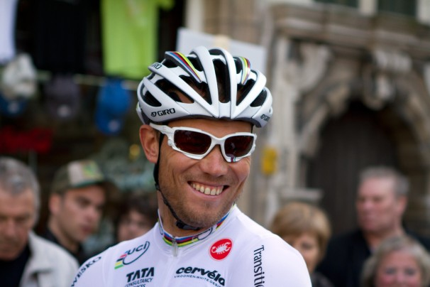 Mighty Thor Hushovd
