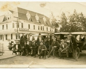 Auburn posse in Colfax