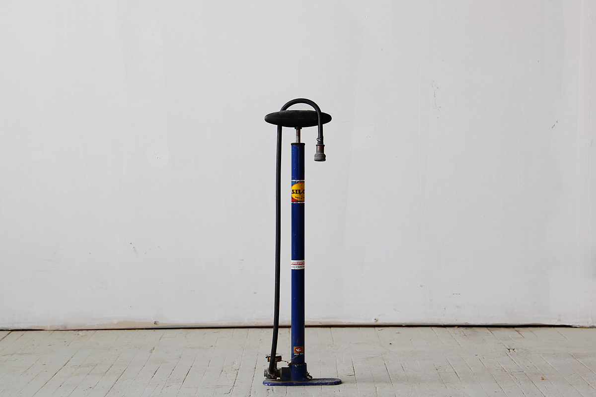 Nice Silca Floor Pump