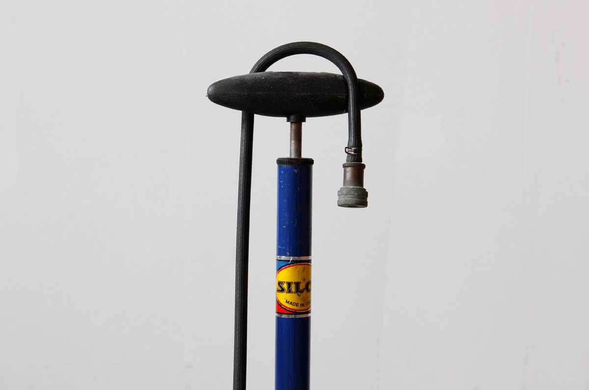 Silca Floor Pump It Goes With The Bike Tenspeed Hero