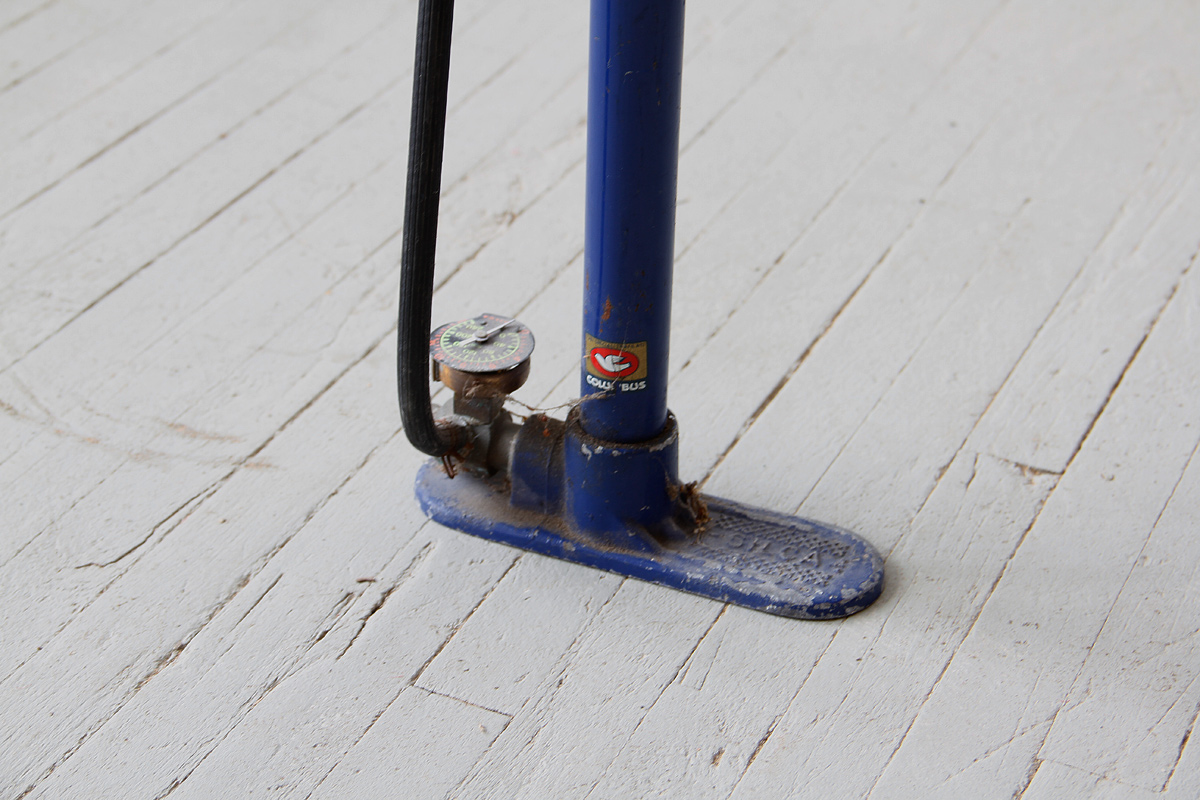 Delightful Silca Floor Pump