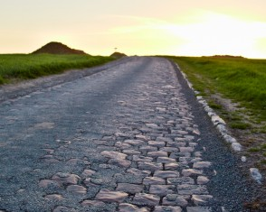 Paris-Roubaix Sublated by Patrick Kenny and Isaiah Jay
