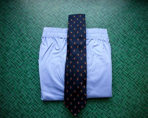 Barney's Tie and Barney's Boxers