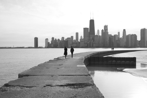 The Chicago Lakefront Path