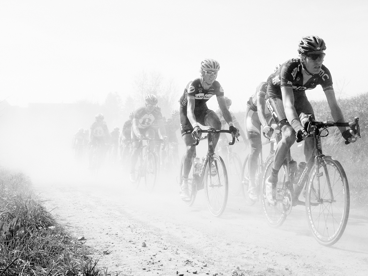 Paris-Roubaix by Patri...