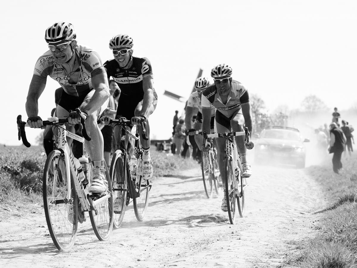 Paris-Roubaix by Patri...