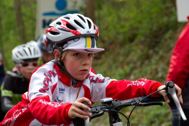 Kids Ride the Ronde